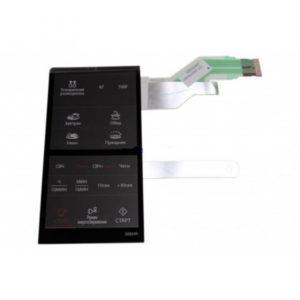 Фото панель управления (мембрана) samsung de34-00401a для микроволновой печи