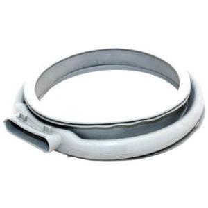 Фото резину (манжет) люка indesit ariston c00080762 (не оригинал) для стиральной машины