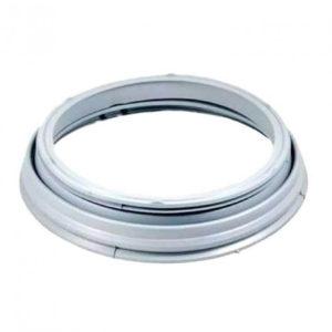 Фото резину (манжет) люка совместимая с lg 4986er1004a с прямым приводом для стиральной машины