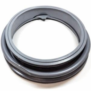 Фото резину (манжет) люка совместимая с samsung dc64-01664a для стиральной машины.