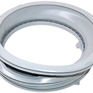 Фото резину (манжет) люка совместимая с zanussi 1260589005 для стиральной машины.