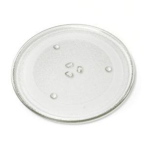 Фото тарелки 315 мм куплер, с наплывами для микроволновой печи